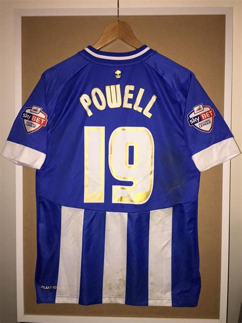 Wigan Athletic Home football shirt 2013 - 2014. Sponsored ...