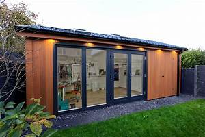 Garden Rooms Design Ideas, Garden Room Plans ECOS Ireland