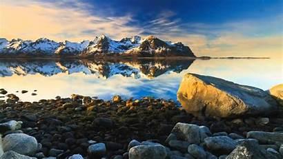 Nature 1080p El пейзажи Luz Del Landscape