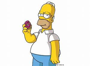 Celebrate National Donut Day With Homer Simpson