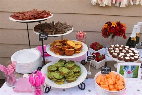 The good news is that you can safely drink coffee while pregnant. Fall Baby Shower Brunch