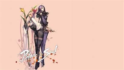 Blade Soul Wallpapers Anime Desktop Martial Arts