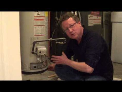 Howto Clean A Gas Pilot Light Orifice
