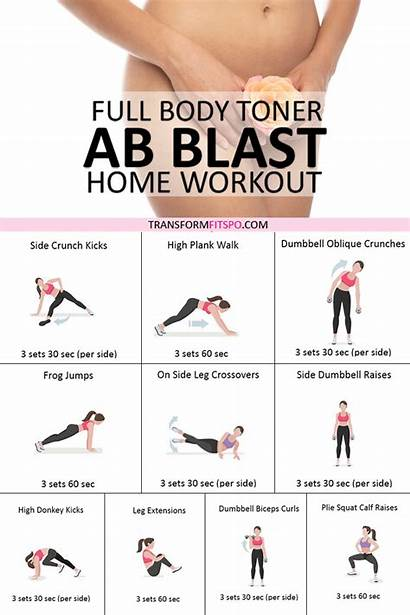 Workout Ab Blast Results Workouts Toner Heads