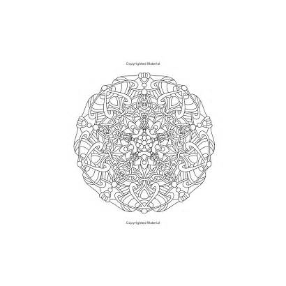 Grace Extreme Mandala Angie Stress Coloring Pages