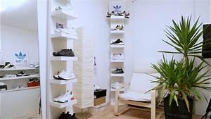 Sneakerzimmer Einrichten Build A Sneaker Room Closet