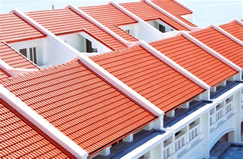 Monier Roof Tiles Rosehill by Monier Timeless Collection