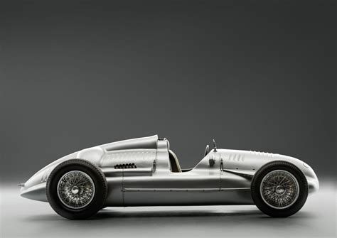 Beautiful Details Of An Auto Union Type D Twin-supercharger