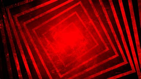 red spinning squares hd background loop youtube
