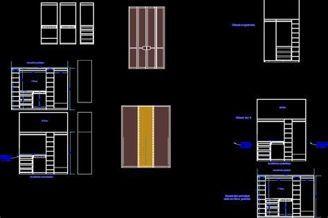 dressing room dwg block  autocad designs cad
