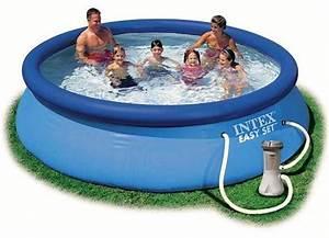 Easy Set Pools : intex swimming pool easy set 366x76cm 56422gs ~ Eleganceandgraceweddings.com Haus und Dekorationen