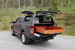 Equipement Ford Ranger : offroad 4x4 magazine am nagez votre pick up avec l atelier crtp ~ Melissatoandfro.com Idées de Décoration