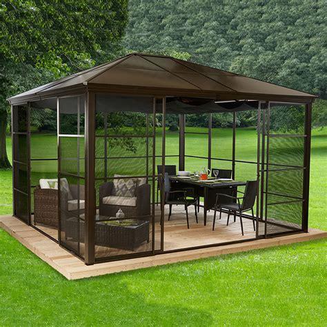 dach für pavillon pavillon castel 12x14 kaufen bei g 228 rtner p 246 tschke