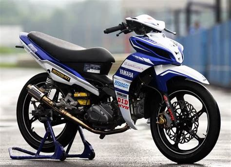 Foto Jupiter Z Road Race by Gambar Modifikasi Jupiter Z Road Race Paling Sporty Dan Keren