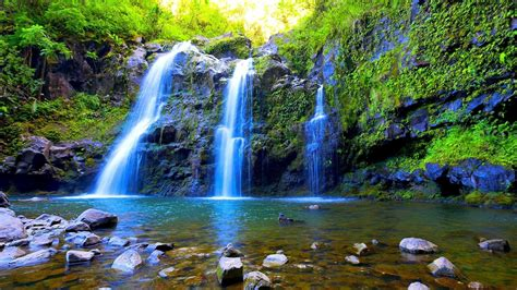 Wallpaper Of Waterfall by Waterfall Desktop Backgrounds 62 Images