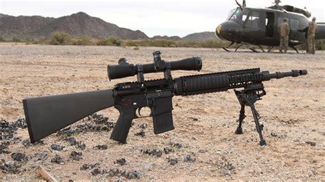 Mk12 Special Purpose Rifle