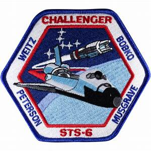Space Shuttle – Space Patches