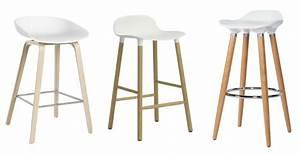 Tabouret Style Scandinave : tabouret design le m me en moins cher clem around the corner ~ Teatrodelosmanantiales.com Idées de Décoration
