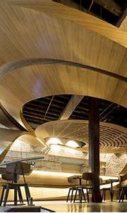 Lot.1 Café Interior | Architect Magazine