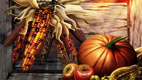 thanksgiving holiday wallpaper