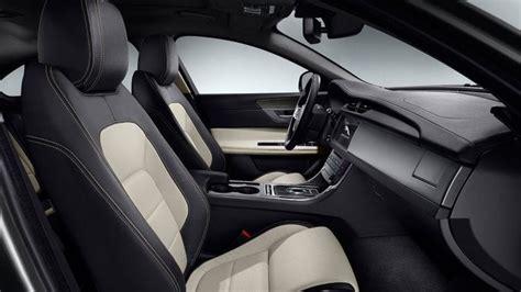 jaguar xf refresh  interior