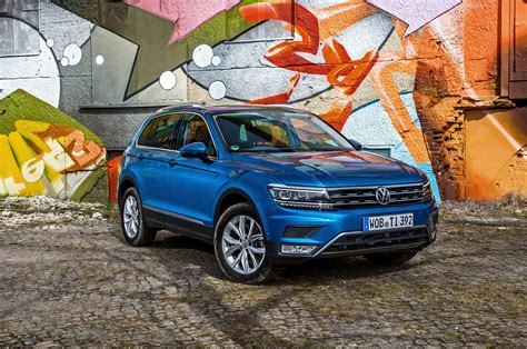 Volkswagen Tiguan Backgrounds by Volkswagen Tiguan 2016 Wallpapers Images Photos Pictures