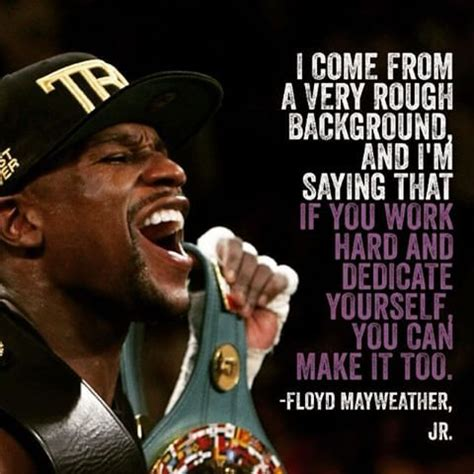 pin  yo quotes  sports celebrity quotes mayweather