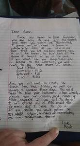 39 S Tough Love Letter To Her Teenager Simplemost
