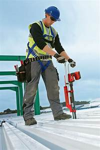 Stand Up Decking Tool System From Hilti