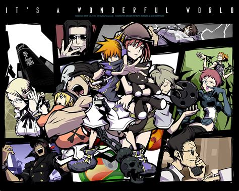The World Ends with You Game