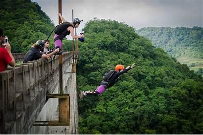 Jumping Paloma Rita Bungee Ponte Saltam Birindelli
