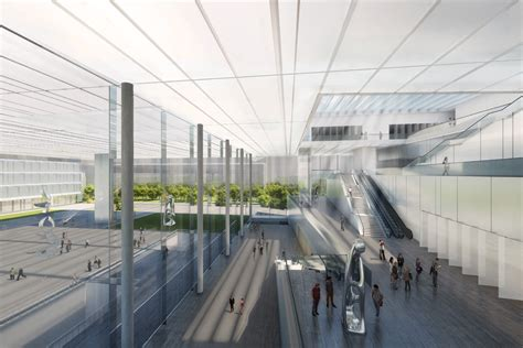 Gallery of KSP Jürgen Engel Wins Competition for New ...