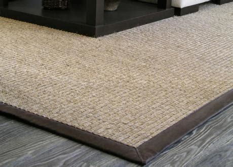 Bound Carpet Rugs by Leather Unique Carpets Ltd