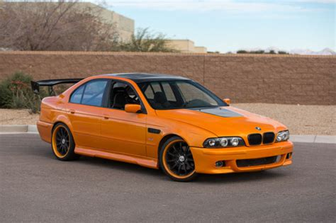 Fast And Furious Bmw by Wbade5327wbv93444 1998 Bmw M5 Fast Furious 4 Car