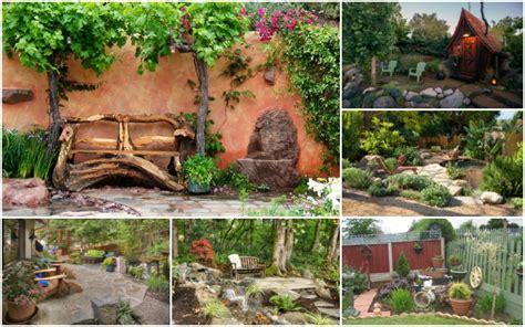rustic landscaping wonderful rustic landscape designs only for your eyes