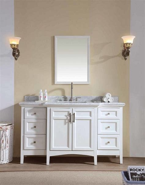 10+ Prodigious And Fantastic Prefab Bathroom Vanity Ideas