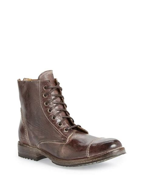 Bed Stu Protege by Bed Stu Protege Cap Toe Boot In Brown For Teak