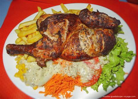 jp poulet grillé créole cuisine antillaise insolite