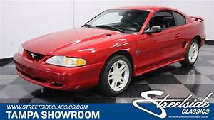 1996 Ford Mustang | Streetside Classics - The Nation's Trusted Classic Car Consignment Dealer