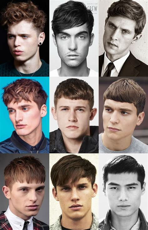 popular mens hairstyles  springsummer