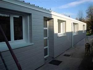 Isolation Extérieure Bardage : isolation ext rieure avec bardage bois composite i2r 01 ~ Premium-room.com Idées de Décoration