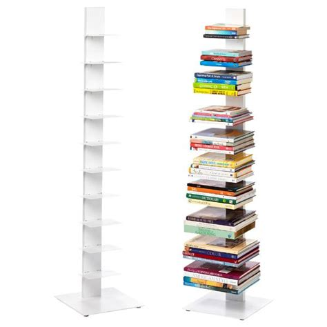 Sapien Bookcase Uk by White Floating Bookshelf Bedroom