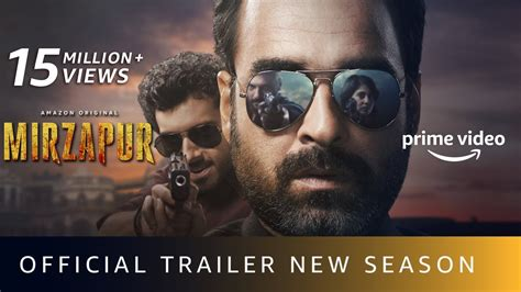Mirzapur Season 2 Cast, Release Date, Trailer and Story