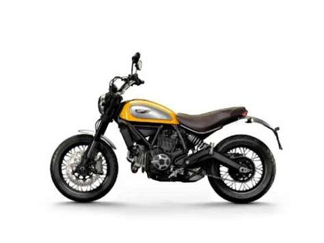 20182019 Ducati Scrambler Classic  Moto Of Bike News