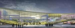 design ideas cultural centre carreau des hallesparis by With carreau centre