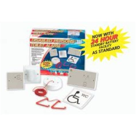 c tec nc951 disabled persons toilet alarm kit
