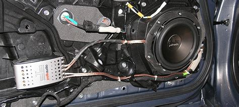 My Boat Radio Has No Sound by Mazda Mx 5 Audio Project With Raammat Polk Db Speakers
