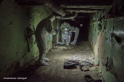 When the firefighters came to pripyat hospital the nurses threw all their protective. The most radioactive abandoned places in Chernobyl