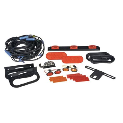 Boat Trailer Lights Won T Work by Grote Industries Ultimate Led Trailer Light Kit West Marine