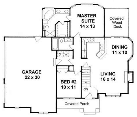 40x60 open floor plans 40x60 barndominium floor plans